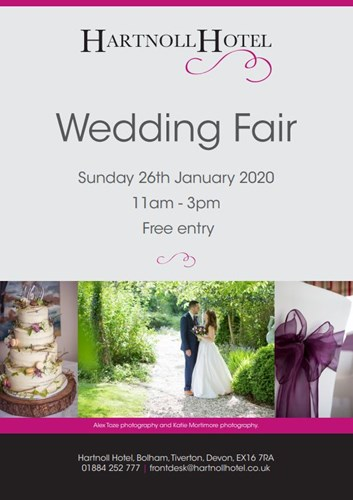 Wedding Fair Flyer 1
