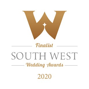 SW wedding awards finalist 2020